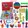 B1 25pcs/set Advent Calendar Set