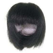 Парик куклы 1/6 парики для куклы BJD высокая температура провод короткие синтетические голова куклы 1/6 для куклы BJD аксессуары для волос милые ...(Китай)