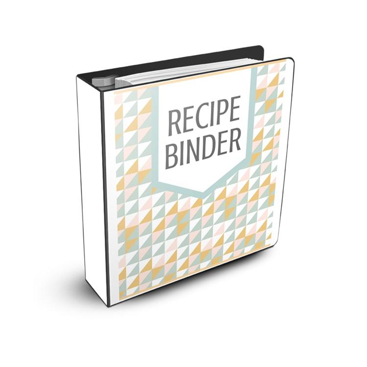Full Color Printing Hard Cardboard 3 Ring Binder With Business Card Pocket Paper File Folder