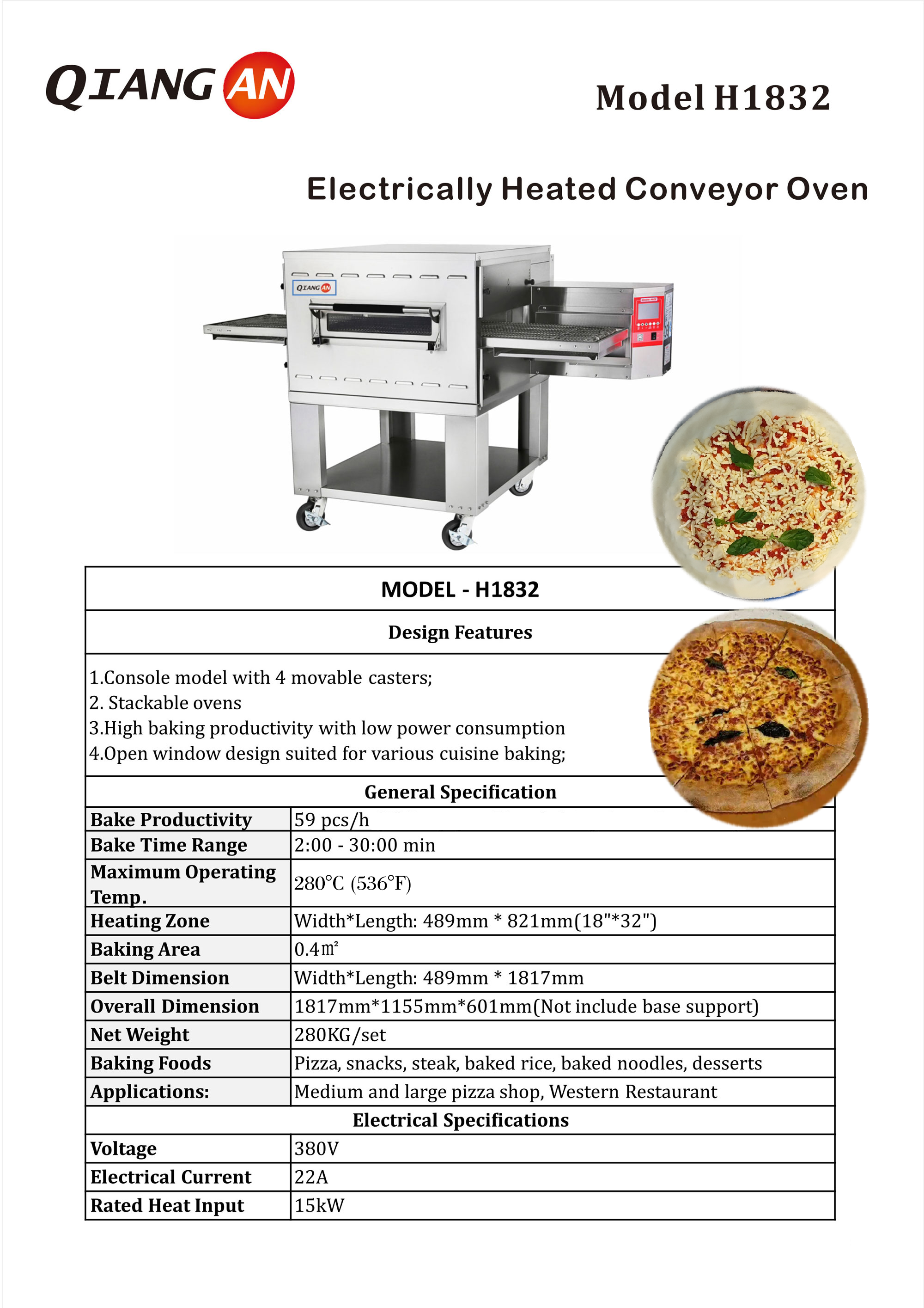 Sell on the spot smokeless commercial pizza tandoor oven pizza machine