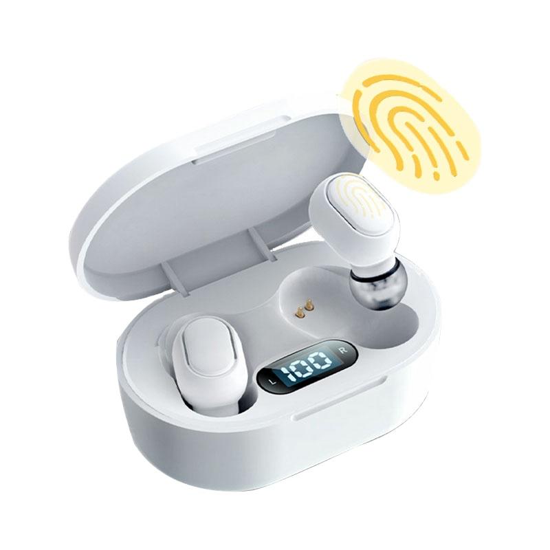 2021 Newest hot sale Wireless Earphone 5.0 TWS Earbuds LED Display Power earphone &amp Bluetooth earphone - idealBuds Earphone | idealBuds.net
