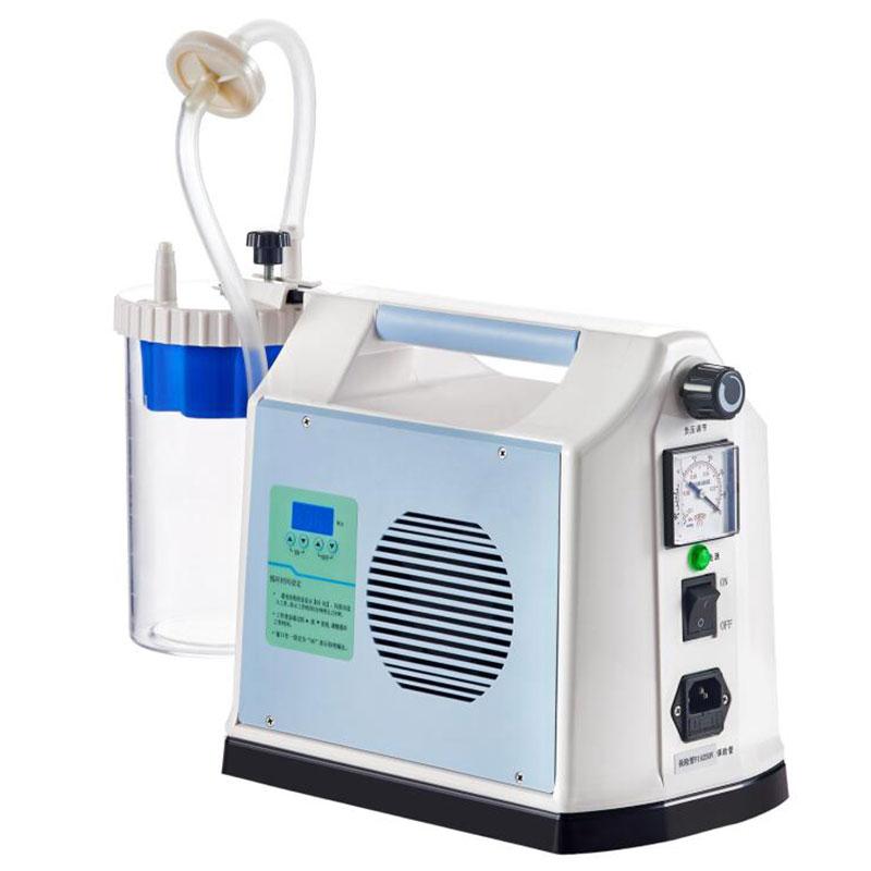 Time adjustment Medical Suction machine