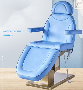 Cheap High Quality Electric tattoo chair with 3 motor /beauty salon facial dental bed