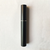Black tube with silver ring