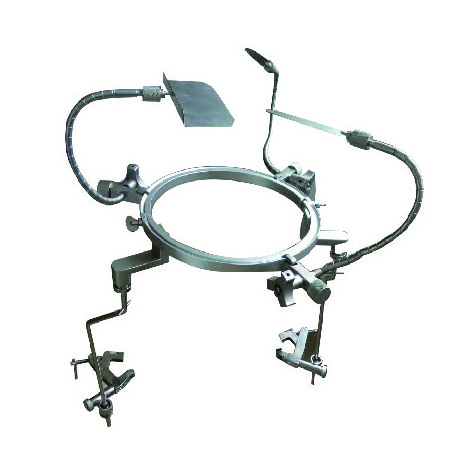 J-arm Brain Omni Tract Surgical Liver Retractor System With Three Pcs Of Snake-retractors