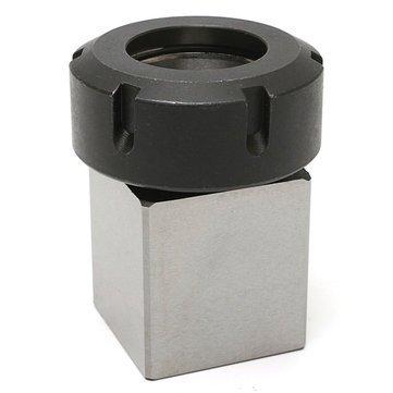 ER-32 Hex Collet Block Square Shank Chuck Holder Spring Chuck for CNC Lathe Engraving Machine
