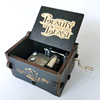 50. Beauty and the beast-Black