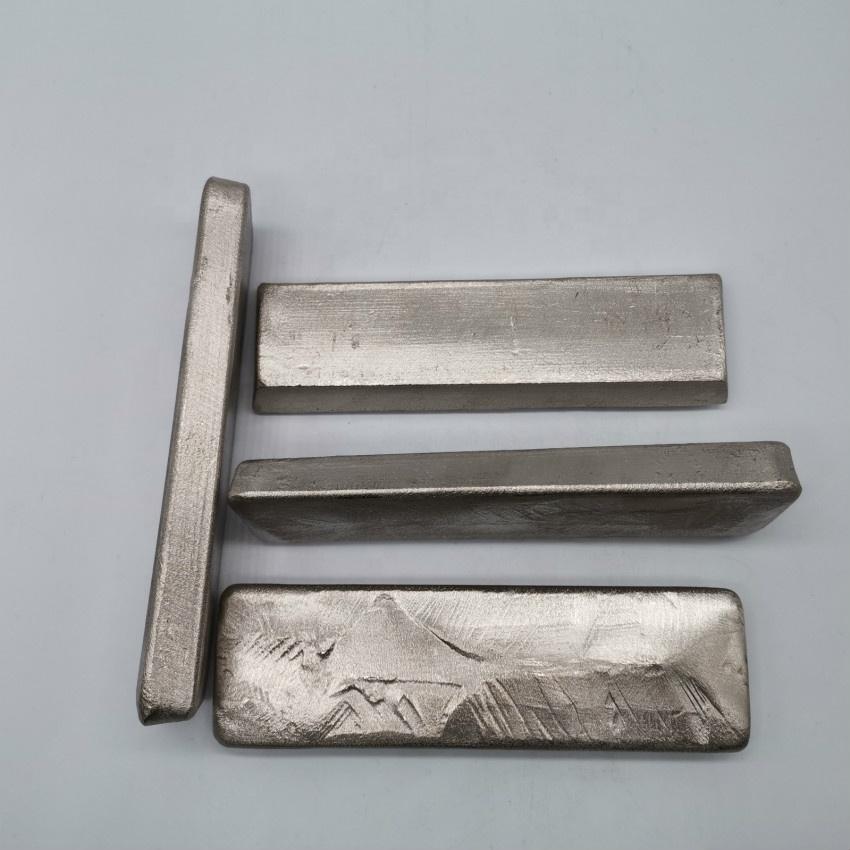 99.99% Bismuth Metal Bismuth Ingot for Semiconductor