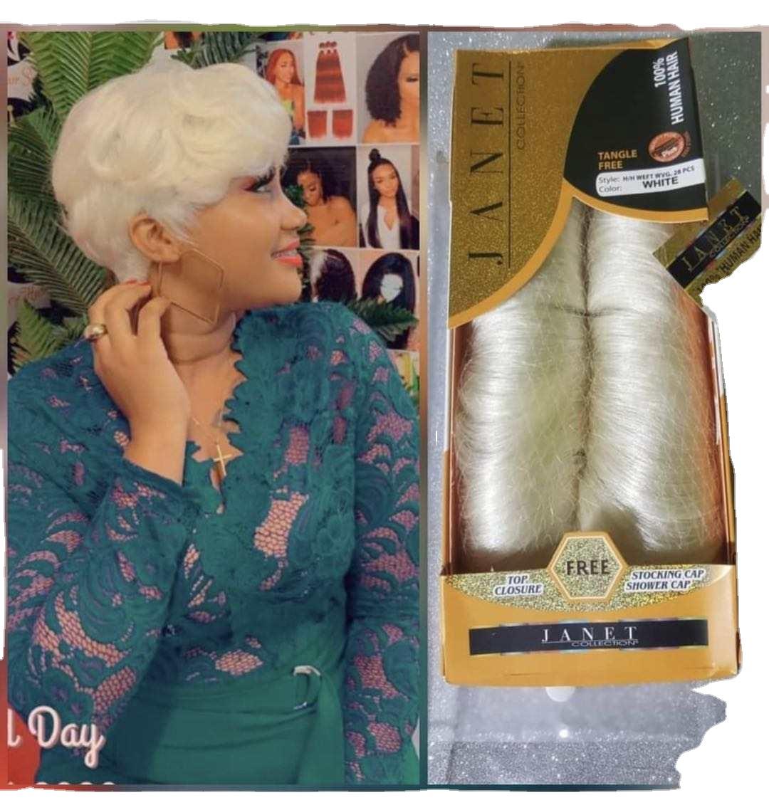 Most Popular Bump Femi Hair Extension 28 PCS Femi Hair Short Bump Janet Hair Extension