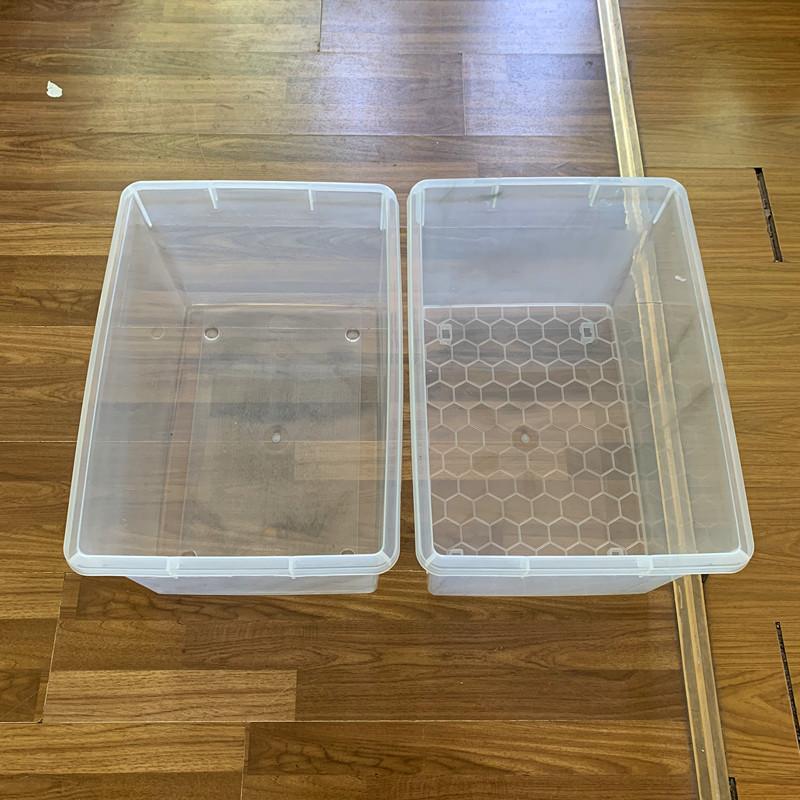 Пластиковый контейнер для литья под давлением mcustom, дизайн, сервис, гарантированное качество