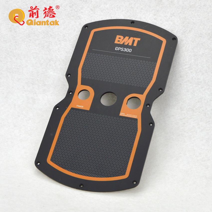 Заказная и маталлическая завязка акрил сенсорный выключатель панель для чехол-накладка для мобильного телефона чехол для телефона