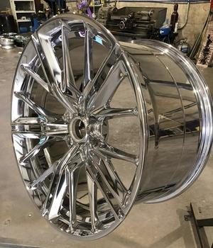 Chrome Powder Coating