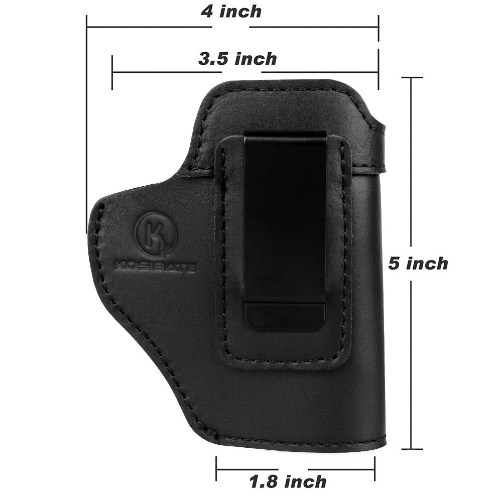 Кобура для пистолета, кожаная кобура для скрытого ношения, тактический Чехол для пистолета Glock 19 17 22 Coldre Taurus G2C