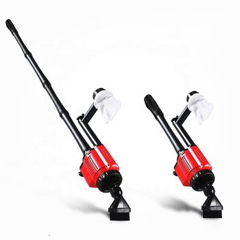 Electric Change Pump Aquarium Fish Tank Water Cleaning Tool Automatic Gravel Cleaner Siphon Filter Pump