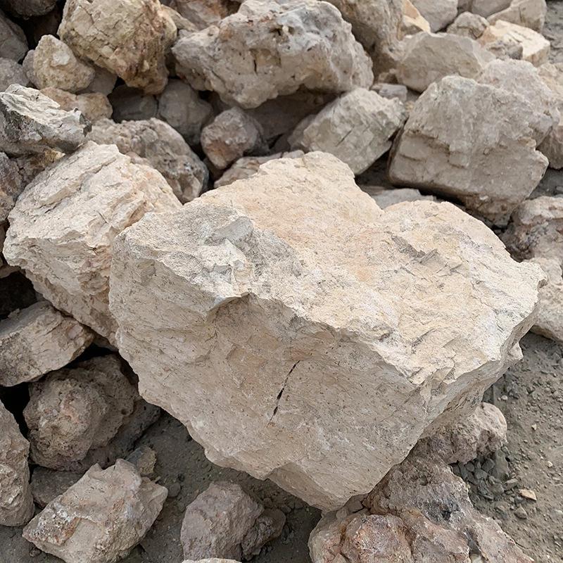 80% 85% Al2O3 Grain Size 1-3mm Rotary Kiln sintered Bauxite Calcined for High Alumina Brick Making