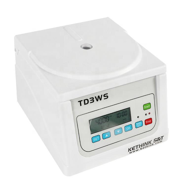 Распродажа, центрифуга для разделения плазмы крови TD3WS prp mini zentriфальшивая центрифуга 4000 об/мин, Низкоскоростное микрокомпьютерное управление