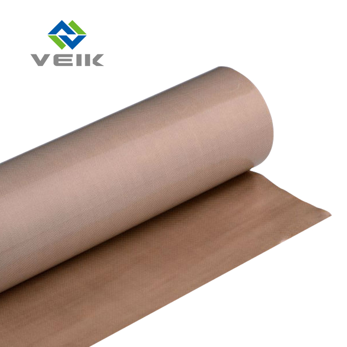 Теплоизоляционный антипригарный Стекловолоконный лист с покрытием из ПТФЭ