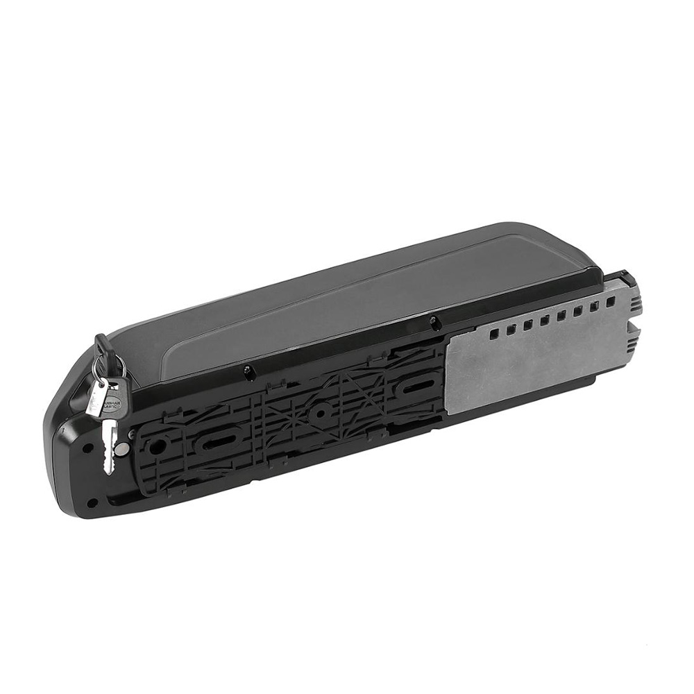 LG Samsung Panasonic 18650 cells hailong downtube case electric bike battery pack 36V 48V