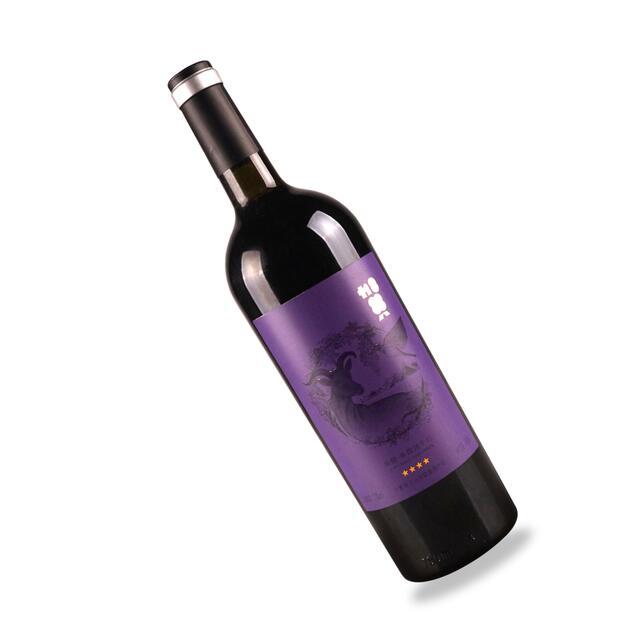 Горячая продажа лучшее значение Китай сухое красное вино 13% спирт из Нинся helan области горного винограда
