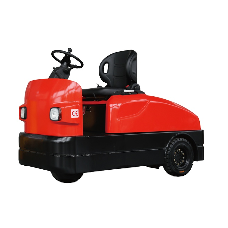 RED-LIFT heavy electric tractor with DC power tow tractors