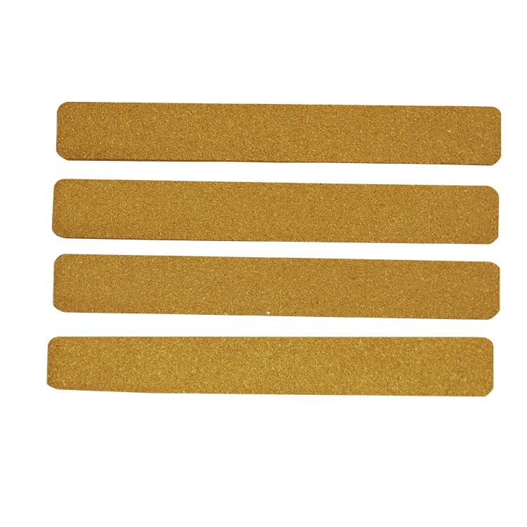 2*15 inch Natural Color Frameless Cork Tiles Bar Strip For Hot Sale - Yola WhiteBoard   szyola.net
