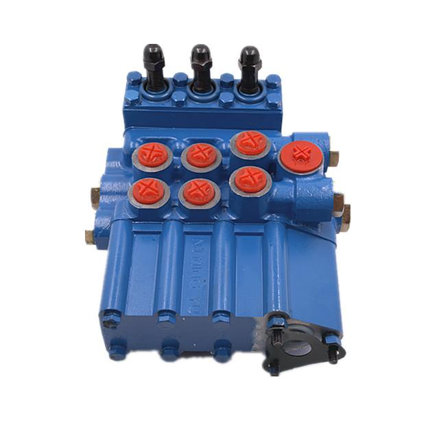 P80-3/4-222 детали для сельскохозяйственной техники mtz, трактор, стальной гидравлический распределитель 3459