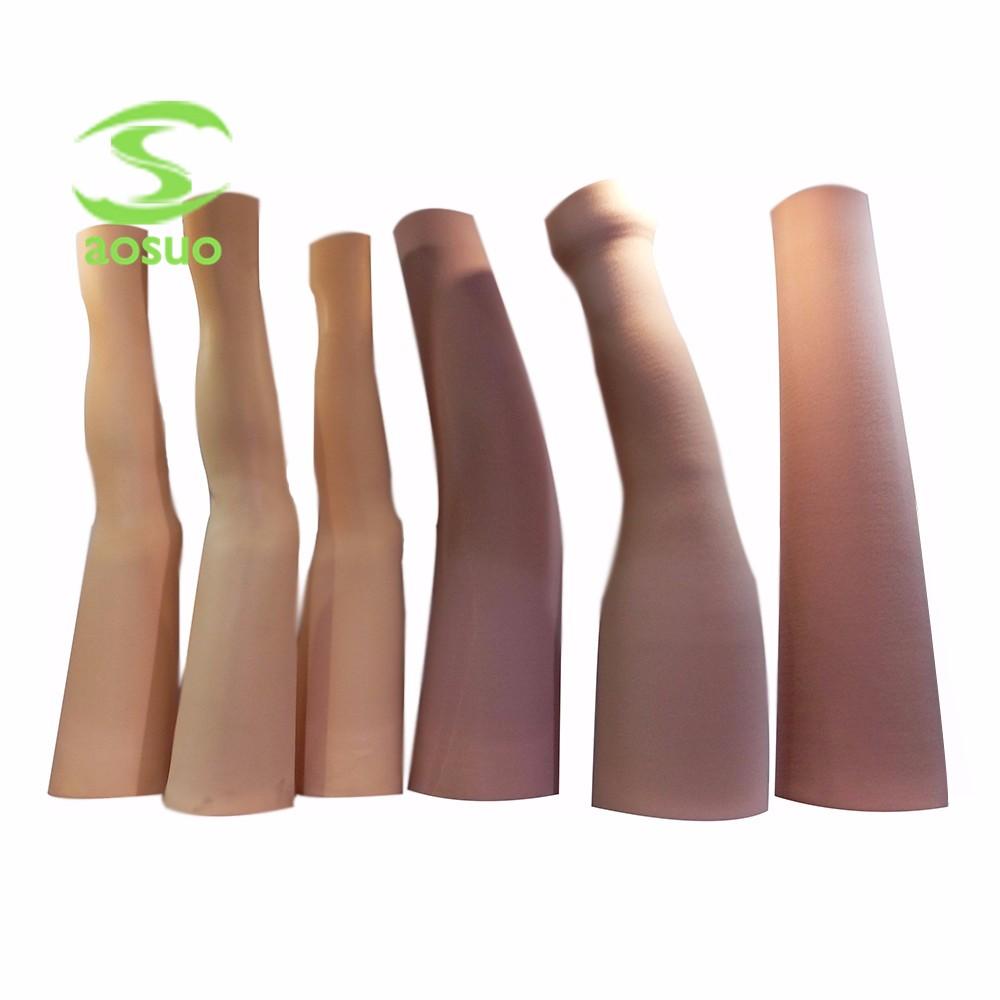 Cosmetic prosthetic leg AK cosmetic foam cover(waterproof)