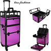 Violet cheveux trolley