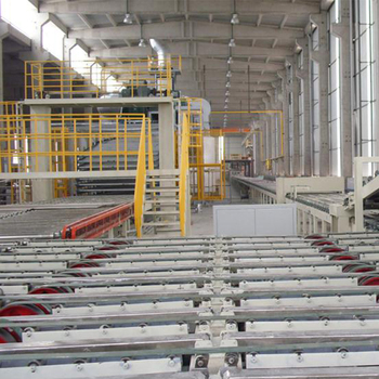 Equipment Gypsum Board Production Line Used for Manufacturing Plant