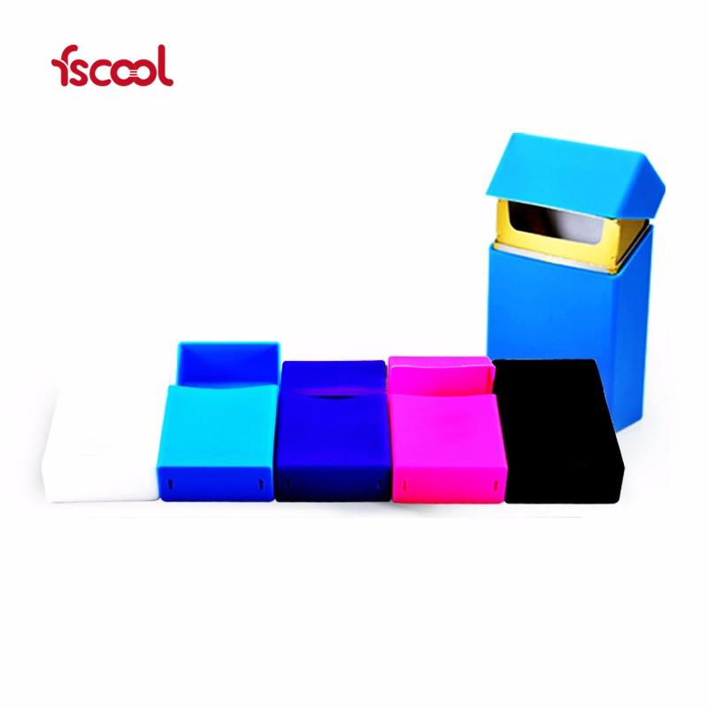 Водонепроницаемый силиконовый чехол для сигарет, оптовая продажа, креативный подарок