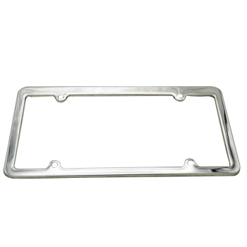 Low Price Car Plate Number Custom Car Number Plate Frame Car Plate Frame License