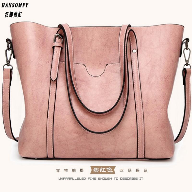 100% женские сумки из натуральной кожи 2020 новые женские корейские модные сумки через плечо милая сумка через плечо(Китай)