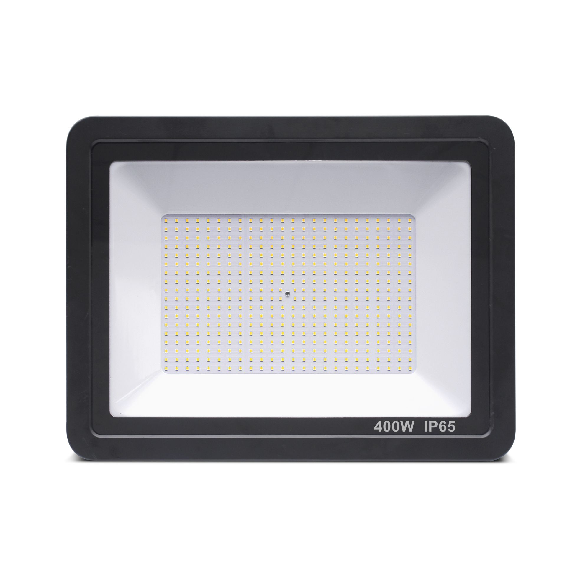 400W LED Flood Light Outdoor, Super Bright Outdoor Work Light,  IP65 Waterproof, 36000lm, 6000K,  White Light for Garden