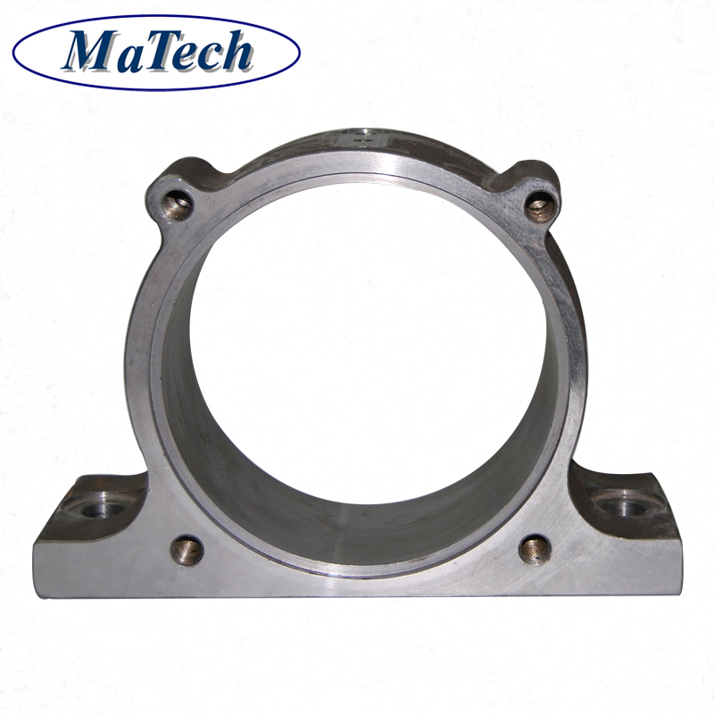 Metal Foundry Precision Gs 45 Steel Casting Bearing Housing