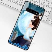 Чехол The Secret Of Kells для samsung Galaxy S10 S10e S9 S8 Plus A70 A50 A30 Note 9 10 + 5G чехол из закаленного стекла для телефона(Китай)