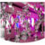 LDJ1178 Popular wedding decorations acrylic garland for window decor
