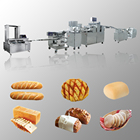 Bread Bread Machine Bread High Efficient Hot Popular Functional Commercial Machinery Chinese Buns Bread Making Maker Stuffed Machine Line