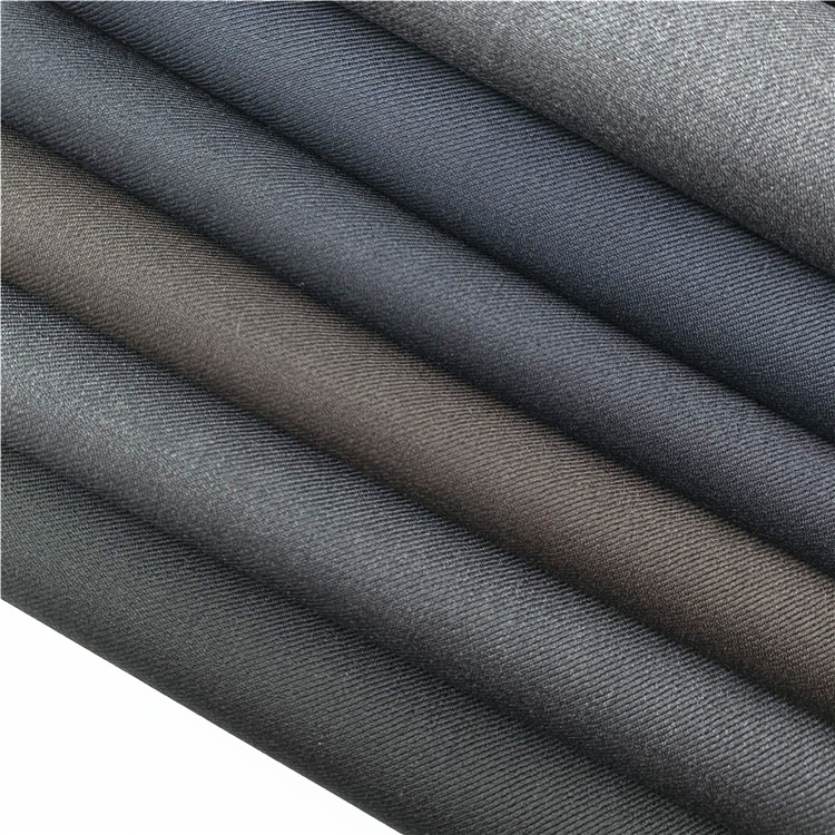 Italian 100% merino wool suit fabric worsted wool suit fabric