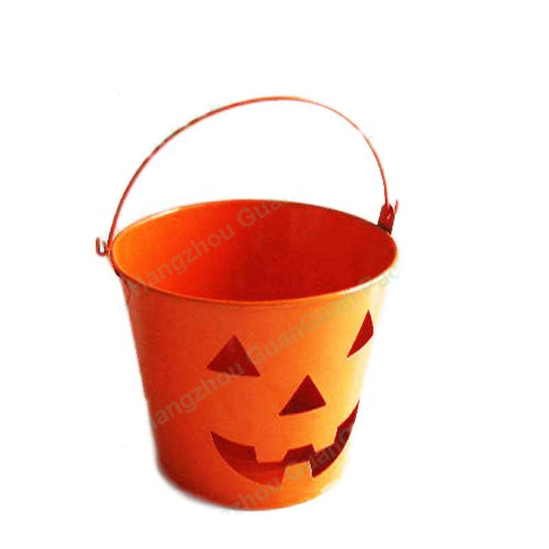Party favors mini decorative candy tin buckets pails ice buckets