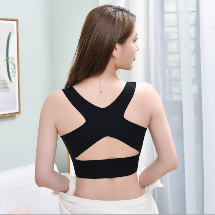 Bra Posture Corrector Lift Up Women Breathable Yoga Underwear