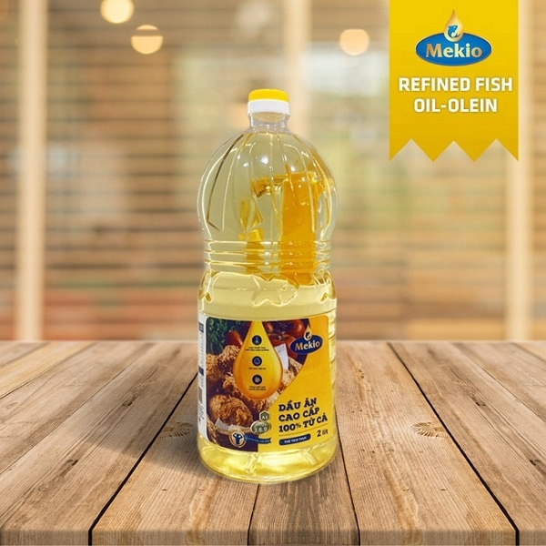 Hot Wholesale Cooking Oil Product 2021! Refined Fish Oil Cooking Oil at Competitive Price