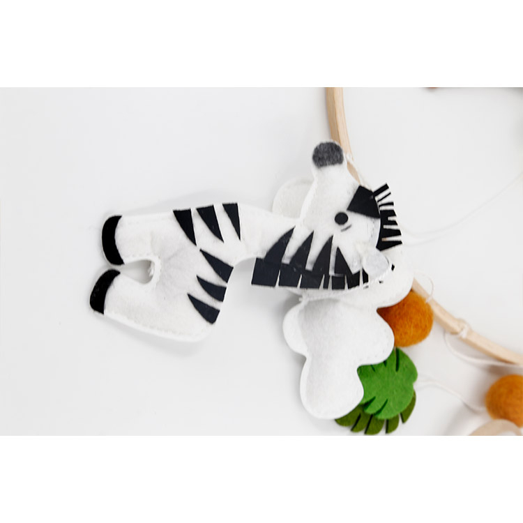 Environmentally felt Koala crib mobile lovely Design Felt Baby Mobile For Boys and Girls felt cot baby mobile