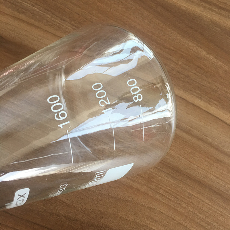 2000 ml Quartz Glass Boiling Flask