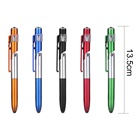 Pen Light Led Light Pen 4 In 1 Multi Function Phone Stand Ballpoint Pen LED Light Stylus Pen
