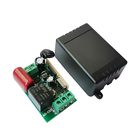 Remote 220v 230v Remote Control Receiver 433MHz Wireless RF Remote Control Switch AC 220V 230V 1CH 10A Relay Receiver