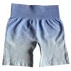 Shorts + Blau