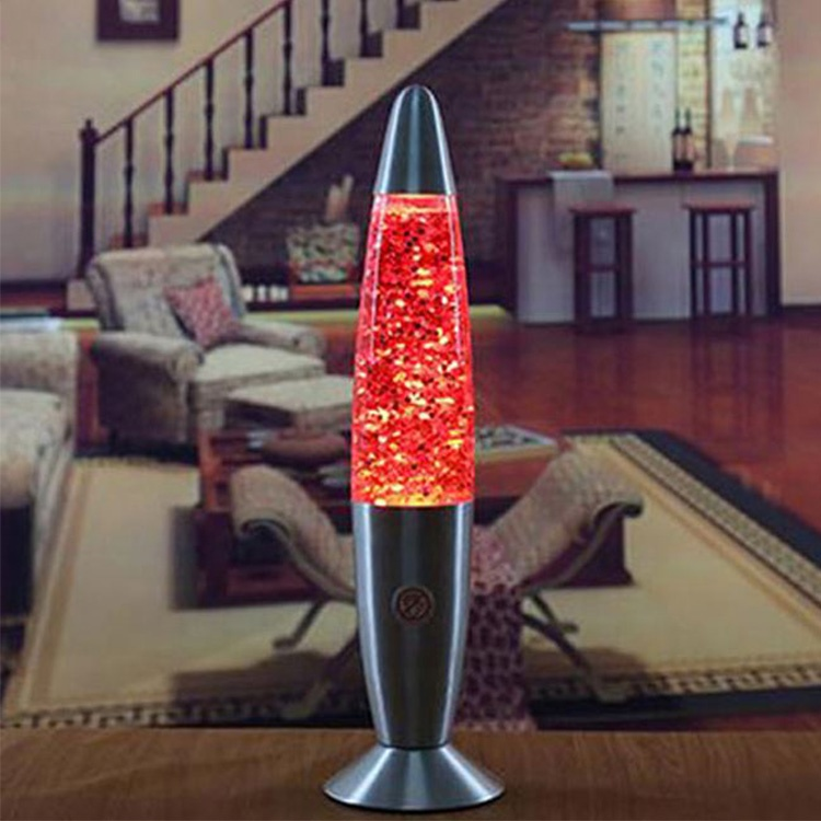 Newish 2020 Modern Custom Nordic 3D Big Large Magic Liquid Base Table Shape Floor Led Night Lighting Lava Glitter Lamps For Sale