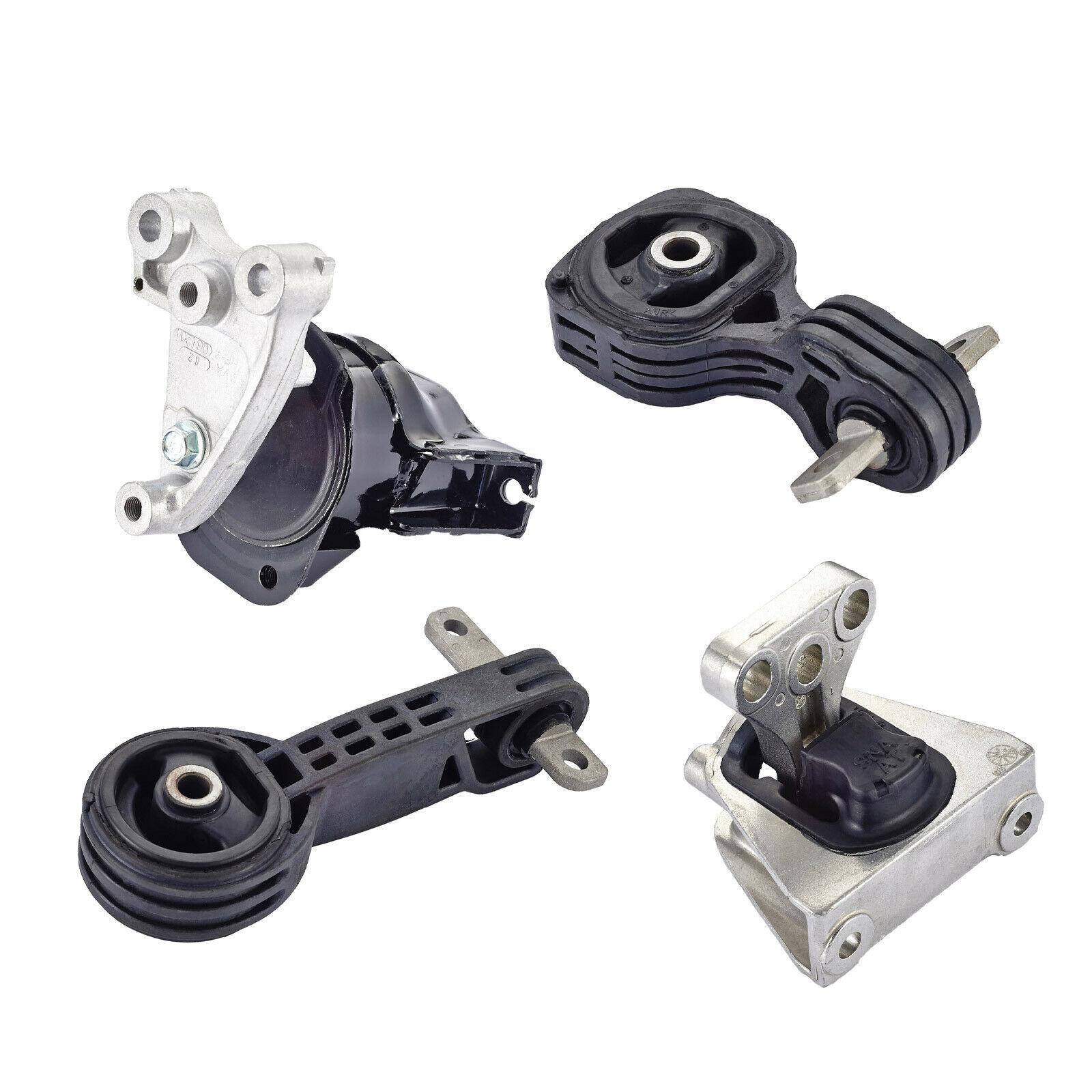 Solid transmission mounts