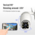 IR Cut Night Vision FHD 1080P 5xZoom CCTV WIFI Camera Outdoor China