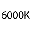 6000K